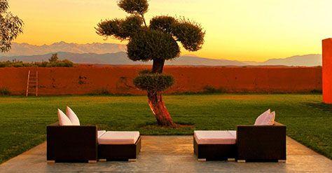 Villa Marrakech d'exception : le Domaine Feng Shui