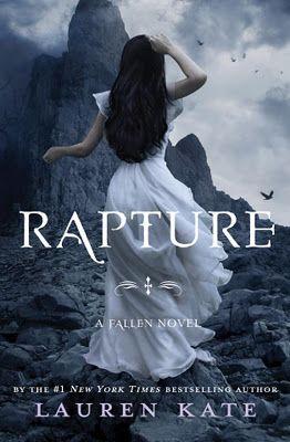 Rapture, Lauren Kate #the fallen saga