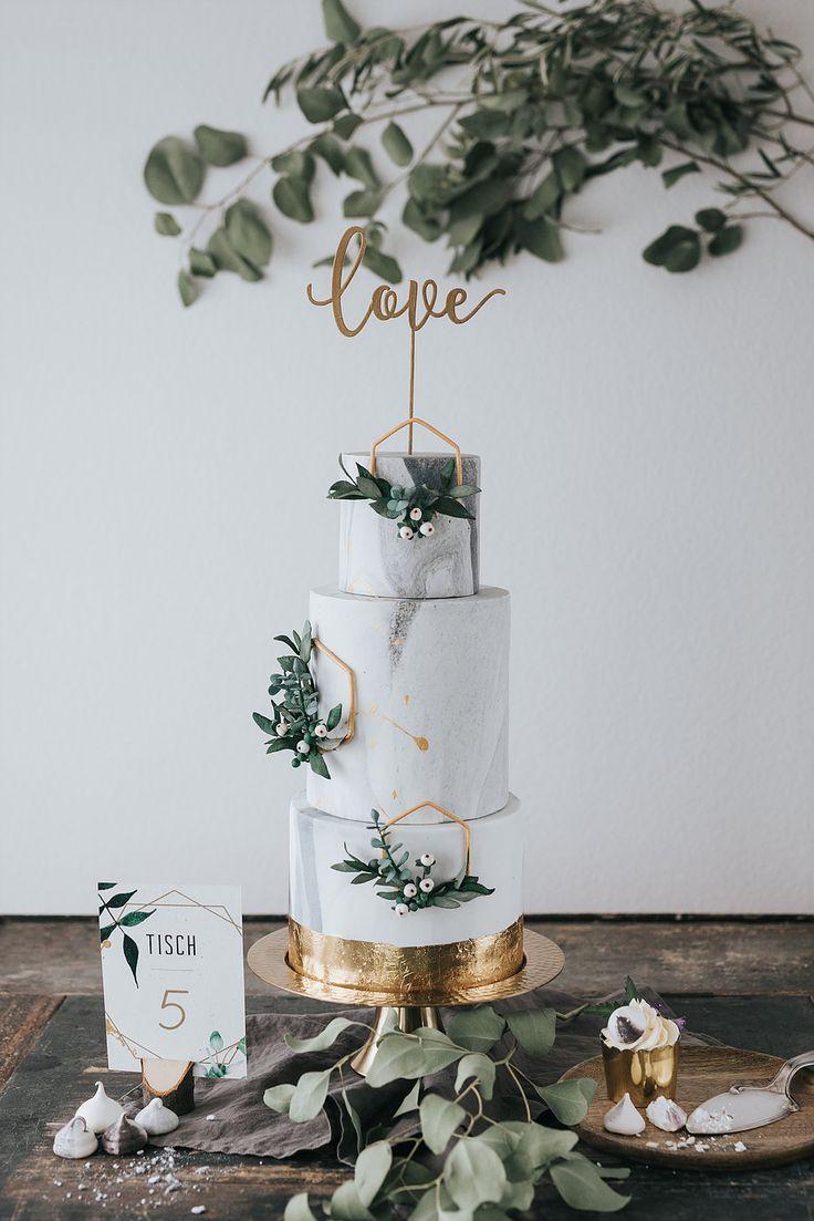 Hochzeitstorten – zuerst Kunst essen!   – Kuchen