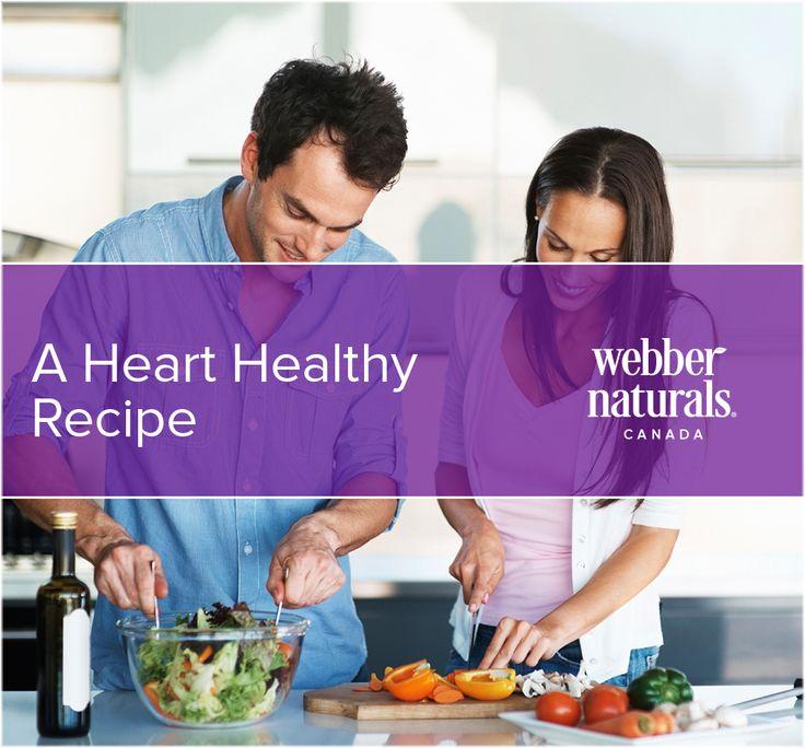 A Crunchy, Delicious Heart Healthy Recipe