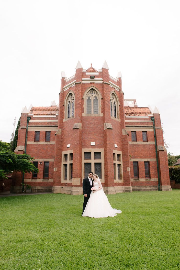 St Augustine's Anglican Church, Hamilton   © SilverEdge Photography - Brisbane Wedding Photographers