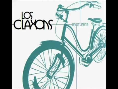 Antes que al mio - Los Claxons (Letra) - YouTube