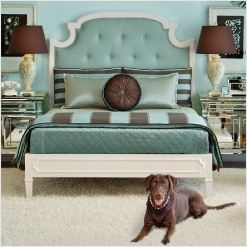 To die for   a Grace Home Furnishings ad. 41 best Blue   Brown Schemes images on Pinterest   Master bedrooms