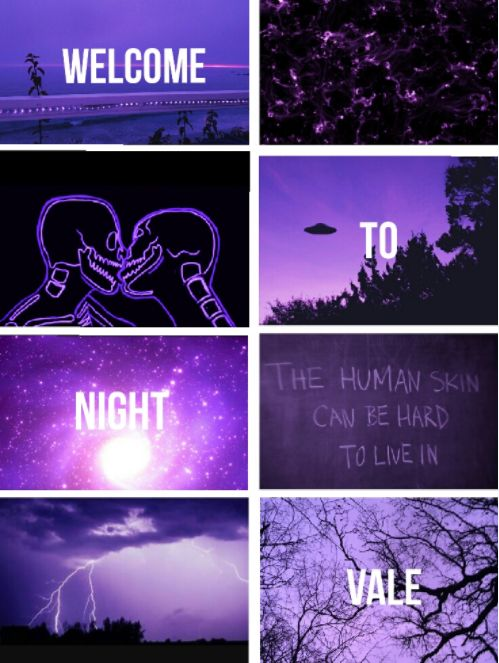 Welcome to Night Vale aesthetic