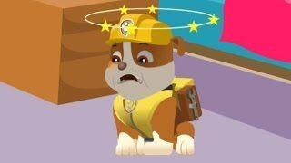 PEPPA PIG and PAW PATROL full episodes   5 little monkeys finger family   Groovy The Martian - YouTube