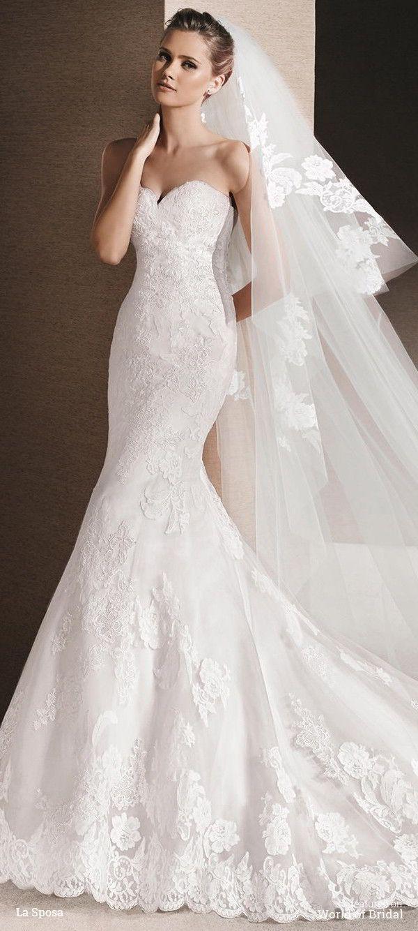 La sposa pandora wedding dress   best Wedding images on Pinterest  Wedding ideas Weddings and
