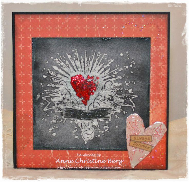 Anne's virtuelle hobbyrom: DT Papirplaneten - Valentines (shared via SlingPic)