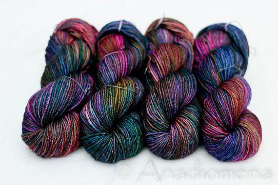 Exquisite Aran  Serendipity  Colour Adventures by ColourAdventures