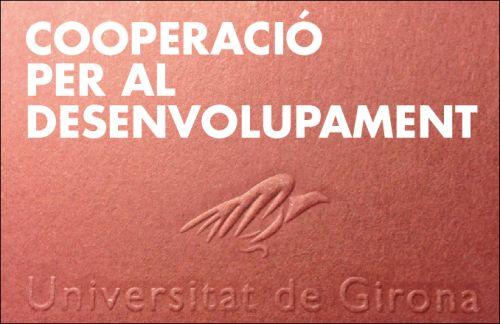 La Universitat de Girona tenen una campanya de Cooperació per al Desenvolupamente anomenada UN PLAT A TAULA . Per tal de sintetitzar el seu objectiu és donar als nens i nenes de #Girona una alimentació bàsica que ara no disposen. Nosaltres portarem la Direcció amb Comunicació
