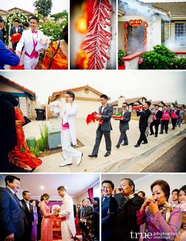 Vietnamese Wedding Tea Ceremony | By True Photography Weddings , August 02, 2011 Weddings