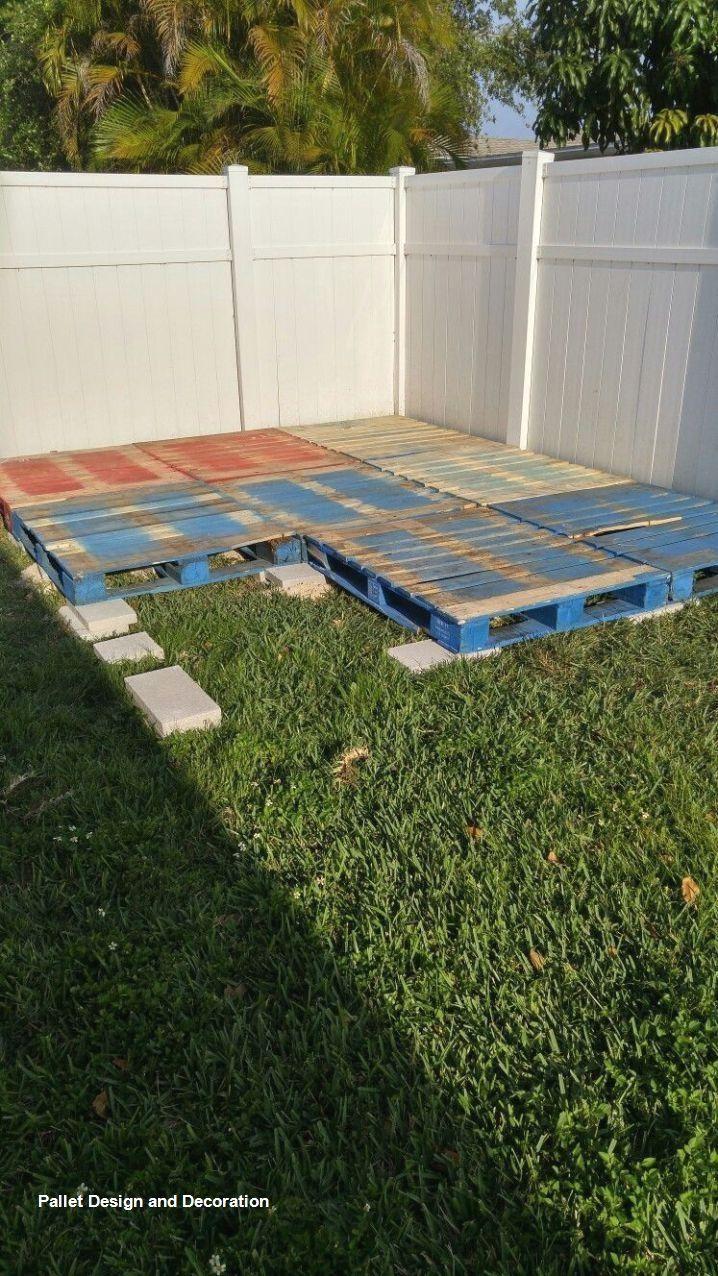 DIY Backyard Pallet Projects in 16  Diy garden furniture, Patio