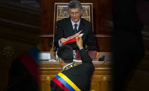 AN retoma discusión sobre responsabilidad política de Nicolás Maduro