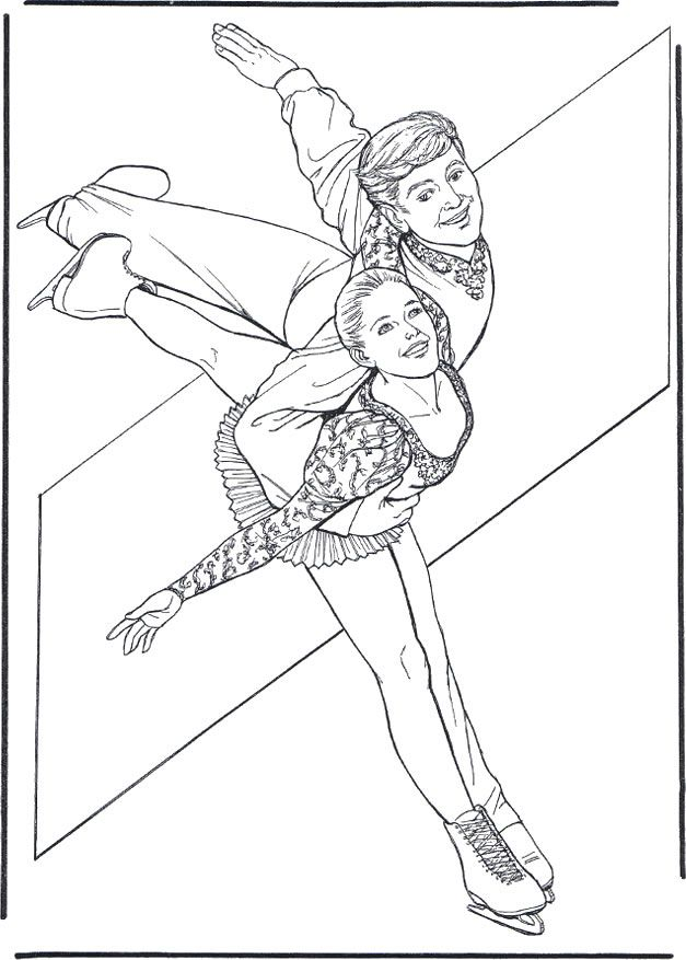 dancer coloring pages teens - photo#45