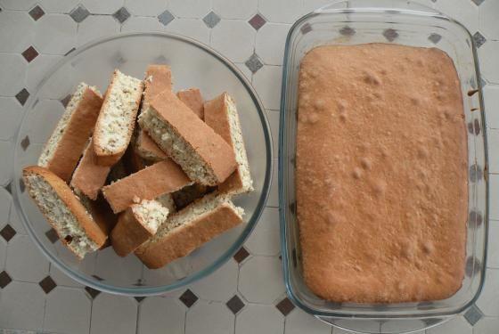 Gâteaux secs à l'anis