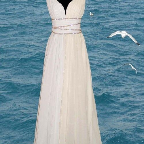 The 25 best Grecian wedding dresses ideas on Pinterest Greek