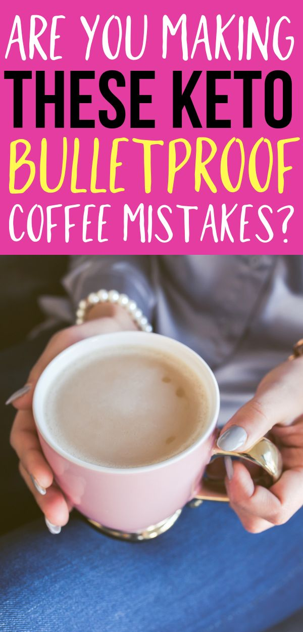 Keto Bulletproof Coffee Recipe For Energy And Weight Loss