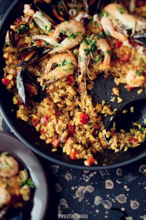 Assez 95 best Paella images on Pinterest | Food, Cooking recipes and  UJ78