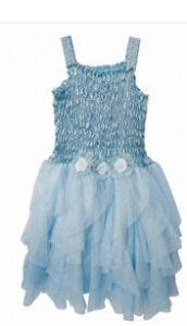Pretty Blue Fairy Dress. www.princessdresses.com.au