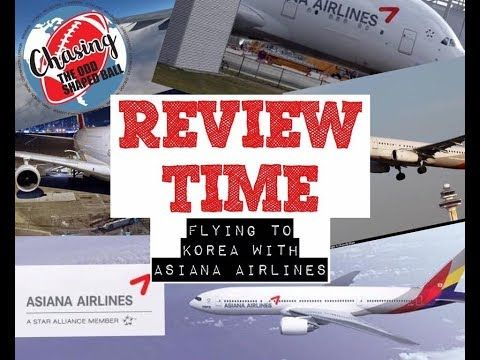 Check out my video: REVIEW TIME: FLYING TO KOREA WITH ASIANA AIRLINES :) https://youtube.com/watch?v=rU5DQCsQoSg