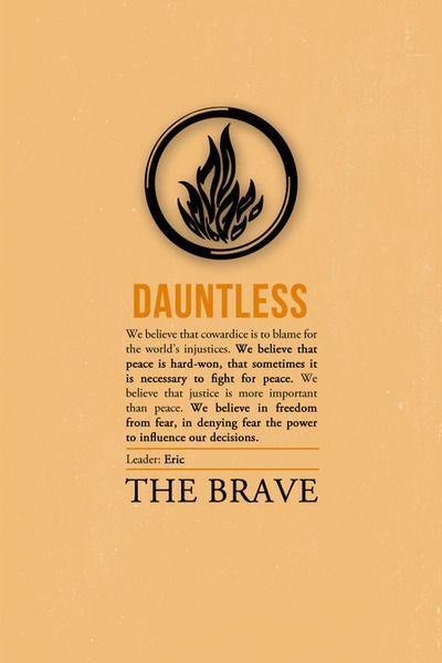 Dauntless Manifesto- T...