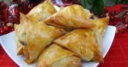 La tipica Cocina Marroqui: Briwat de pollo y almendras (receta marroquí)
