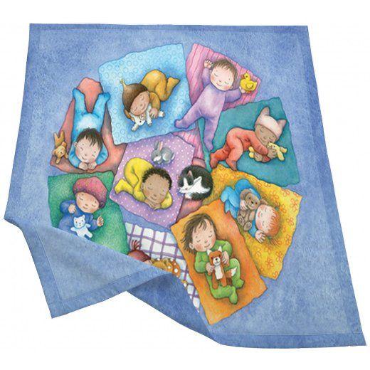 La coperta per la nanna è uno dei meraviglioso premi da prenotare su www.bookabook.it/projects/apriti-notte