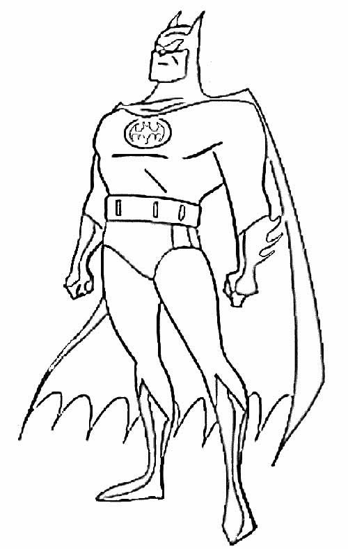 35 Desenhos de Super Herois para Colorir em Casa color