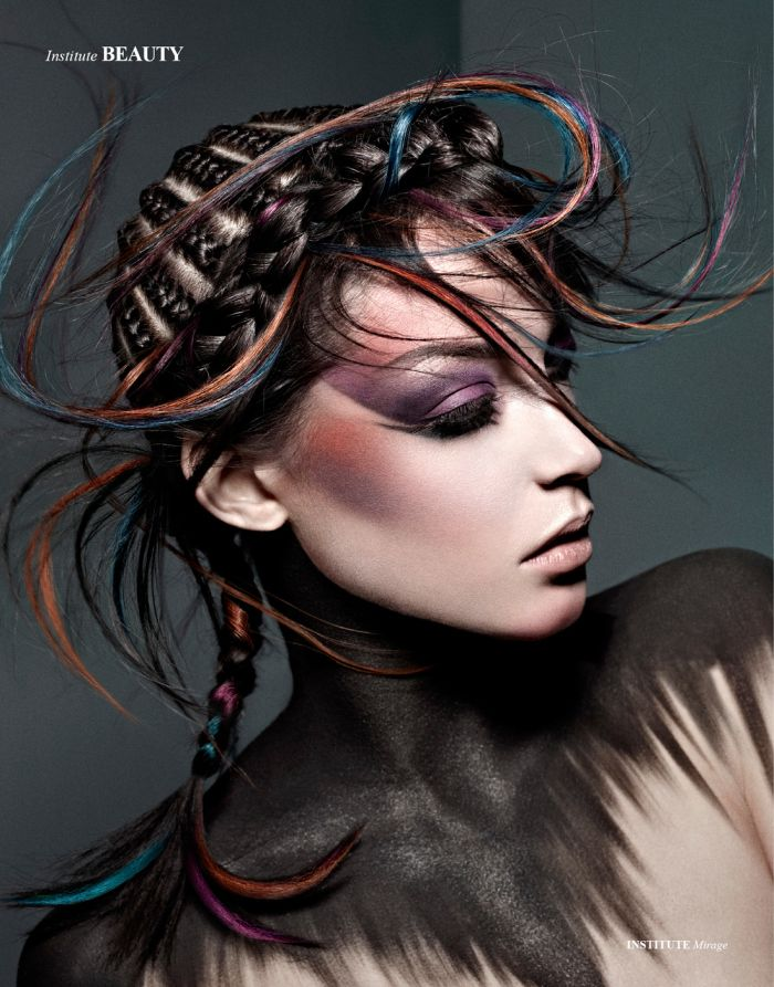 Mirage - Hair Angelo Vallillo // Zullo & Holland Photographed by Richard Miles