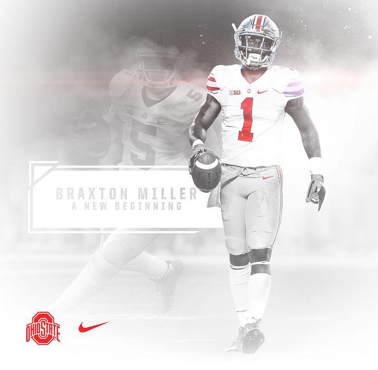 Braxton Miller | Social Media on Behance