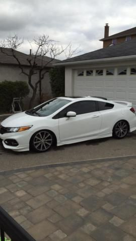 2015 Honda Civic si hfp package | used cars & trucks | City of Toronto | Kijiji