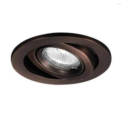 "WAC Lighting Downlight 4"" Recessed Trim"