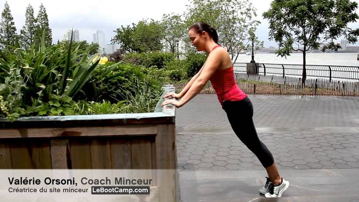 [FR] 4 Exercices faciles à faire avec Valérie Orsoni de LeBootCamp