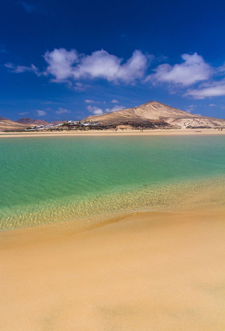 Playa Jandia Fuerteventura Canary Islands Spain