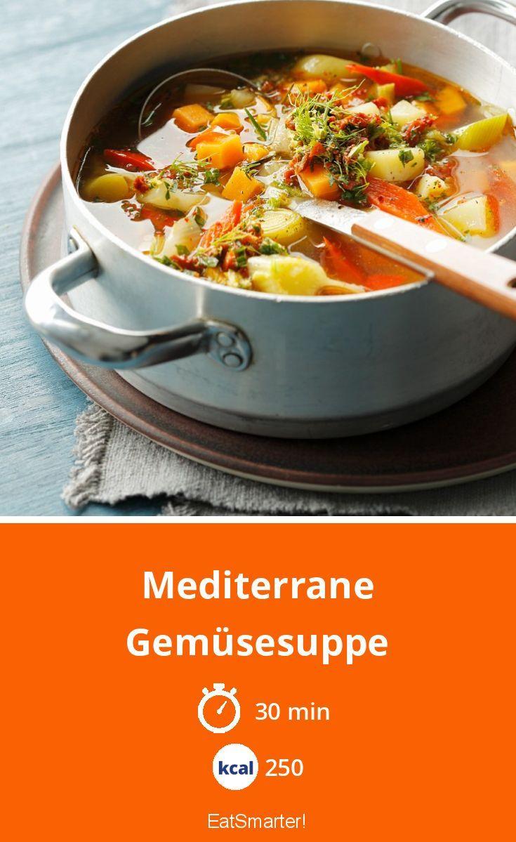 Mediterrane Küche Rezepte