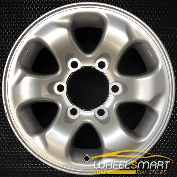 15 Mitsubishi Montero Oem Wheel 1994 2002 Silver Alloy Stock Rim