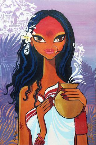 Indian Artist Arts Online | | Buy Paintings