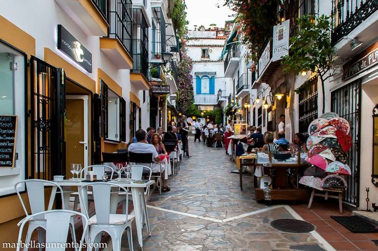 #Marbella Old Town