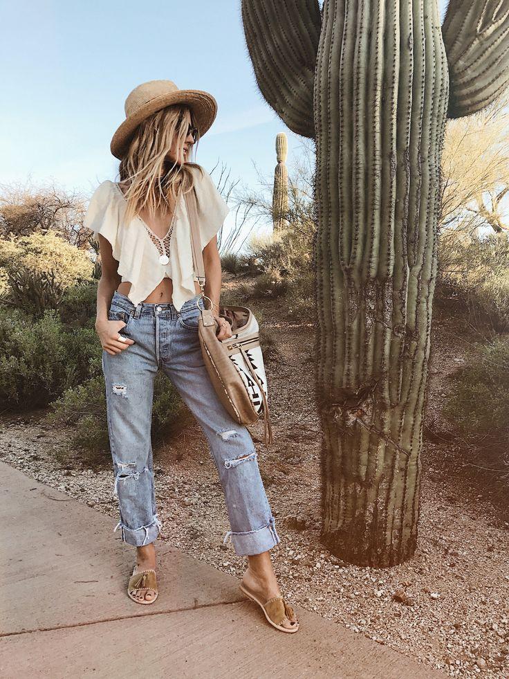 Casual Desert Vibes •