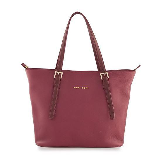 leather bags, purses, bags, leather calf, inside zipper pocket, zipper closure, leather bags MADY VIT + BOTT BORDO