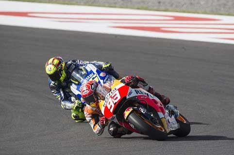 Drama Marquez Klaim Kemenangan MotoGP di Argentina