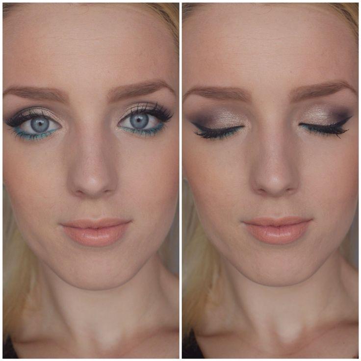 Today's Makeup  #arbonne #rimmel #chichi #maxfactor #loreal #benefit #esteelauder #shaaanxo #colourpop #coastalscents #australis #milani #contour #highlight #makeup #makeupartist #blue #eyes #define #wow #nude #illamasqua