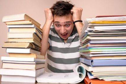 Staying Relaxed During Exam Season. Helpful tips to help make the exam season a little less painful.