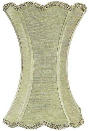 """7.25"""" Silk Novelty Lamp Shade"""