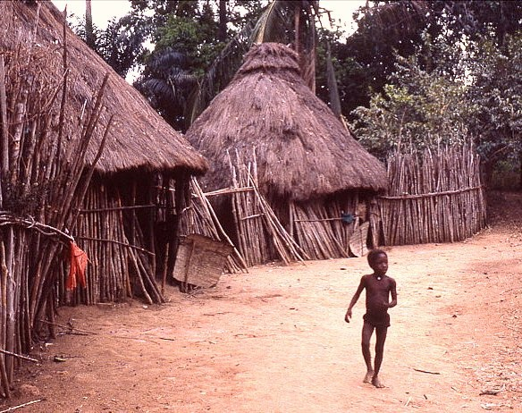 Sierra Leone, Africa. Another place my dad and grandparents went to but I have yet to see... On my travel list