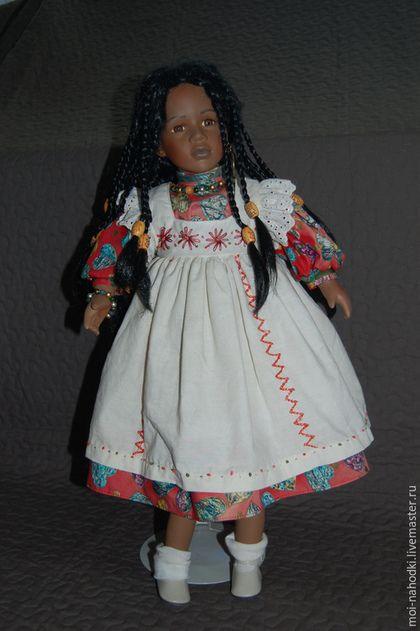 """Коллекционные куклы ручной работы. Заказать Коллекционная кукла """"United Friends"""". оксана. Ярмарка Мастеров. Коллекционная кукла"""