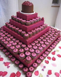 Cupcakes 15 añosCupcakes Cake, Wedding Cupcakes, Cups Cake, Cupcakes Display, Cupcakes Wedding Cake, Small Cake, Cupcakes Towers, Cupcakes Stands, Cupcakes Rosa-Choqu