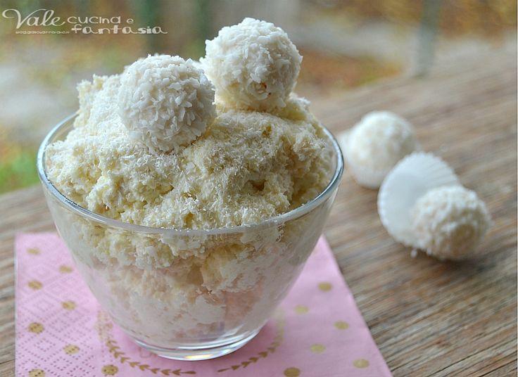 Crema Raffaello ricetta base dolce