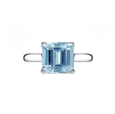 AQUAMARINE Ring by MR