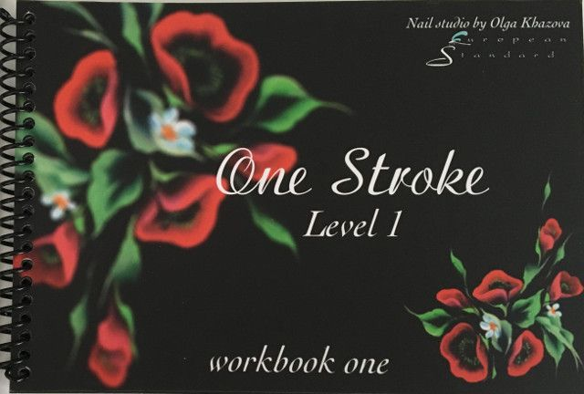 This workbook will help you practice this technique. You can draw right in it, wipe it off and start all over again. Be patient and get inspired by many wonderful flowers you will see in this workbook.