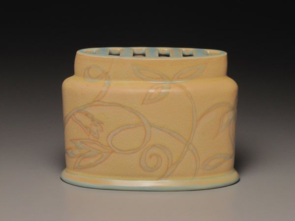 Donna Polseno - Pottery Gallery